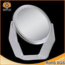 flat round acrylic mirror jewelry,plexiglass acrylic mirror,thin mirror acrylic