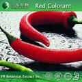 pigmento natural de color rojo pimentón de aceite de 3 w botánico