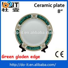 Your own design ceramic dinner dishes,kid ceramic plate