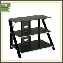 home panorama classic wood furniture metal cabinet tv stand