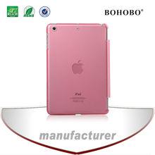 BOHOBO replacement back cover for ipad,colourful hard PC case for Ipad mini