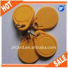 High quality cheap 125khz blank plastic key tags