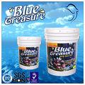 Grano fino de la categoría alimenticia sal marina cristal acuario pecera de plástico granja del tanque