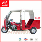 Bajaj 200cc Electric Start Rickshaw three wheel motor tricycle taxi