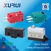 Factory supply UL&RoHS 15A/250VAC china snap switch micro switch