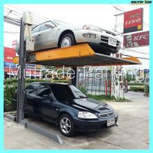 2 Leg 2 Floor Simple Home Passenger Car Parking Lift System