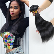factory price for unprocessed wholesale virgin 7A grade brazilian virgin hair straight human hair