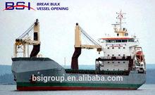 DRY BULK CARGO FROM LONGKOU /SHANGHAI TO LUANDA / MATADI