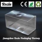 Guangzhou factory top sell plastic custom shipping box wholesale