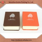 cute/small pocket printed notepad for promotional gift