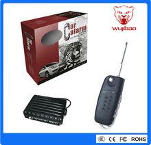 HOT!!!DC 12V voice car alarm system HF-301-BY-01,universal car alarm system
