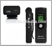 Digital video camcorder,Digital voice recorder with rotatable camera,Mini camera pen