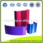 China top aluminium profile manufacturers protection tape for aluminium profiles