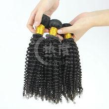 2014 hot sale mongolian kinky curly hair human hair extension kinky hair for black women
