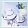 Good quality ceramic english porcelain tableware,hotel & restaurant dinnerware blue white
