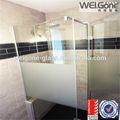 As / NZS2208 trempé verre pour portes de douche