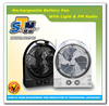 Family Rechargeable solar fan & lighting system