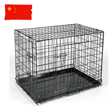 high quality cheap iron dog cage
