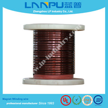 Price of Insulated Flat Copper Wire 4mm
