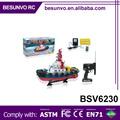 de radio control de barco de control remoto modelo de vela de los barcos