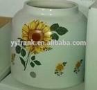 hot sale ceramic water crock