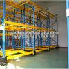 Jracking warehouse storage heavy duty Q235 steel powered mobile racking