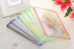 Sample design transparent plastic case for ipad mini