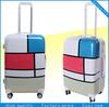 fashion luggage sets cheap hard shell luggage
