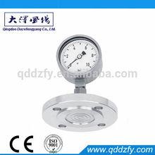 Competitive price pressure gauge diaphragm seals