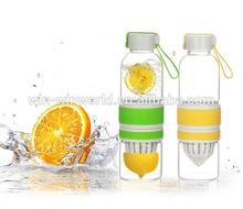 Hot-selling New Design Portable Collapsible Novelty Drink Bottles