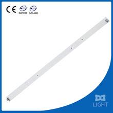 Alibaba China White T8 T5 Tube Mounting Bracket Fluorescent Tube Bracket