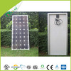 100W mono solar panel TUV MCS CEC CE with A grade