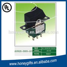 Plastic Toggle Switch/One handle metal mini toggle switch for electric appliances/toggle switch