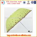 china 2014 lexus paraguas de alta calidad proceso de fabricación