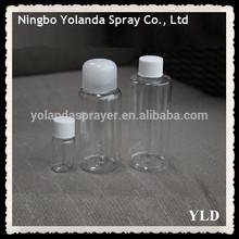 Easy Use Mini Travel Sets / Cosmetic PET Bottles