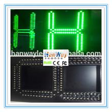 7segment led display 3 digits