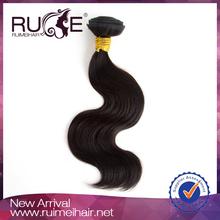ombre hair weft body wave , blonde hair , cheap virgin malaysian remy hair