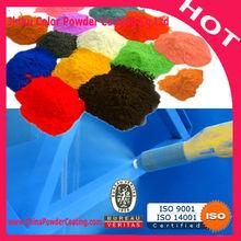 Electrostatic Epoxy Polyester Powder Paint Colors