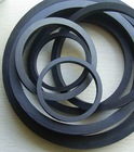 2014 hot selling different sizes neoprene flat washer manufacturer