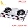 JP-GC206 China Manufactuary Cast Iron Gas Burner Cast Aluminum Burner