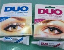 Duo eyelash adhesive for false eyelash extension