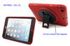 Latest design and smart 360 rotate kickstand case for iPad mini 2