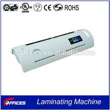 plastic 2 roller new design paper lamination machine
