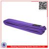 Martial arts equipment 100% cotton purple color taekwondo belt