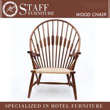 2014 antique venda quente wodden cadeiras da sala de jantar de volta