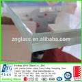 17.52mm( 8+1.52pvb+8) ultra clear vidro laminado com como/nzs 2208& ccc& iso9001 certificados