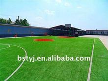 Artificial grass for basketball