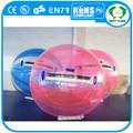 Oi ce 2m diâmetro inflado pvc esportes aquáticos bolas/gigante de água bola de hamster para venda