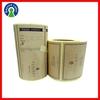 OEM Printing Adhesive Kraft Sticker Labels,Custom Adhesive Kraft Paper Label Peinted For Package