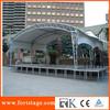 exhibition stage/on sale aluminum lighting truss